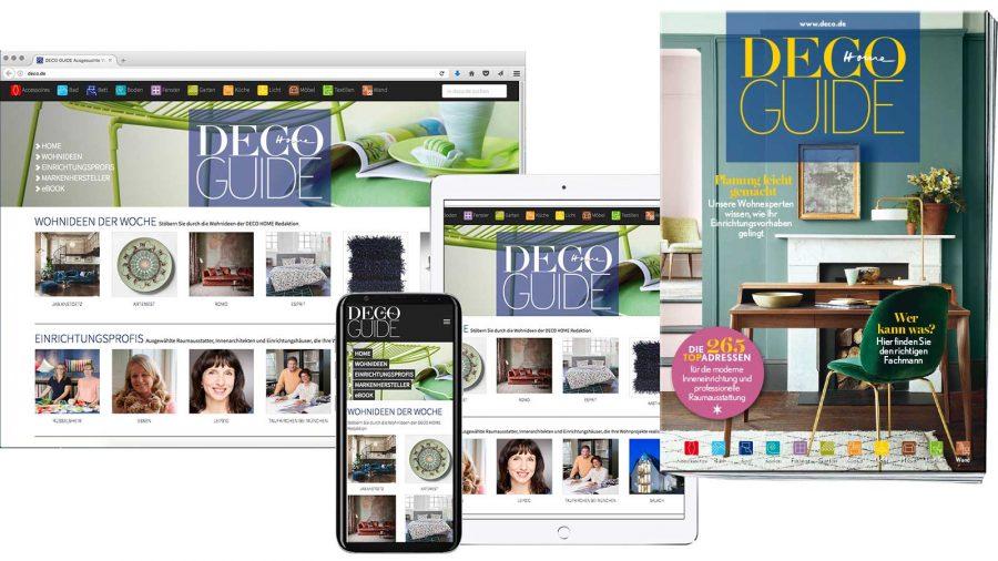 deco guide winkler medien verlag. Black Bedroom Furniture Sets. Home Design Ideas